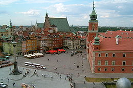 Warsaw_-_Royal_Castle_Square