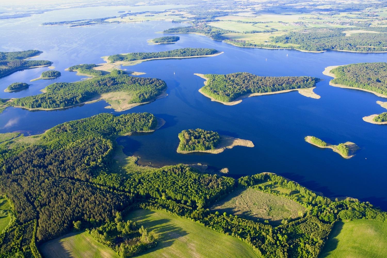 טיול מאורגן צפון פולין האגמים