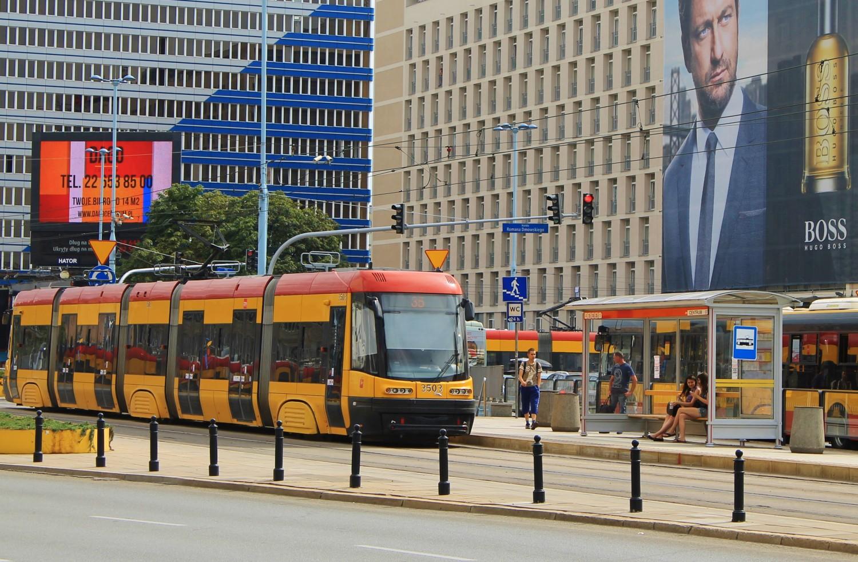 תחבורה ציבורית ורשה