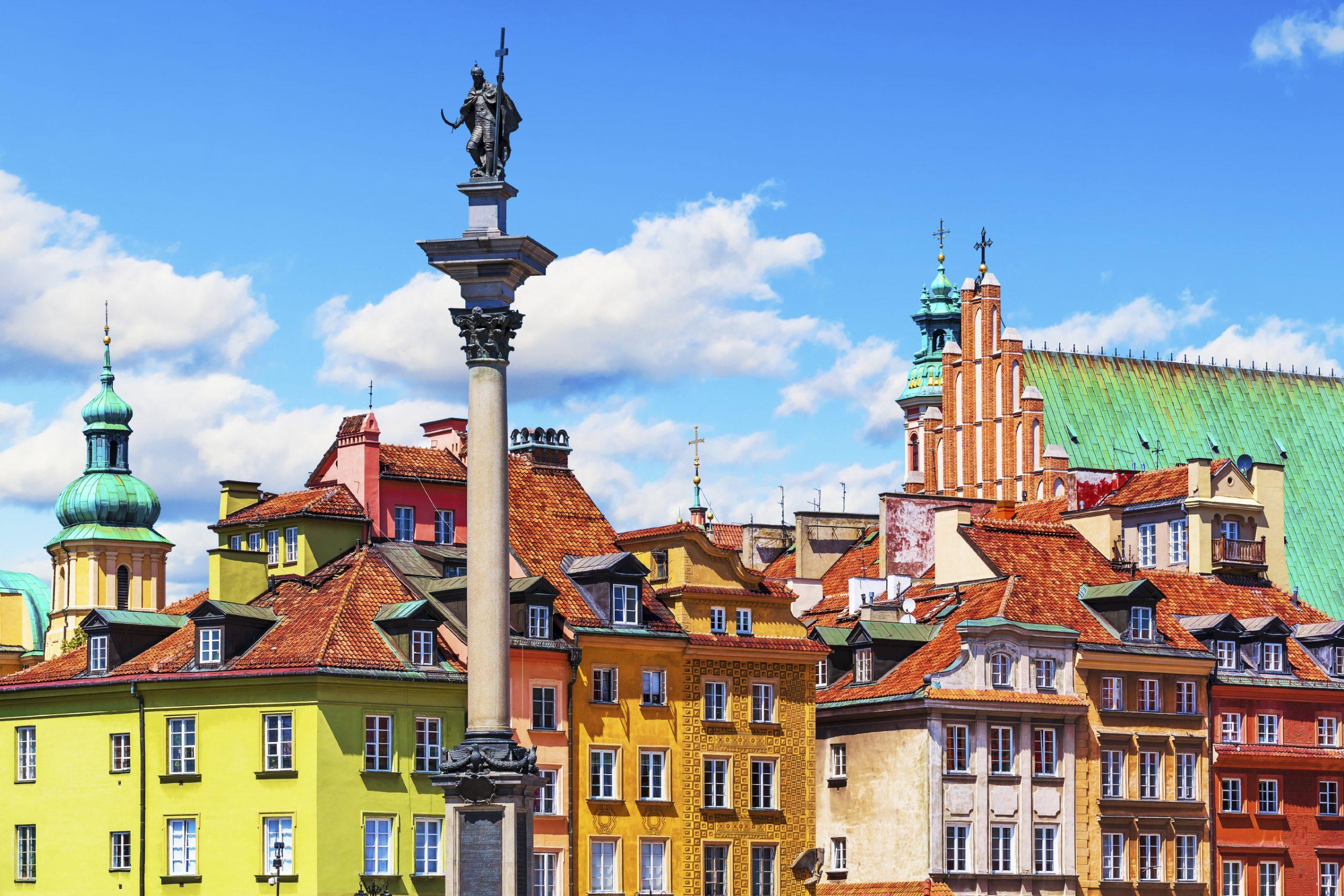 נופשון בורשה-4 לילות-360 יורו-הכי זול בהתחייבות!